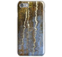 Reflected Birches iPhone Case/Skin