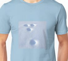 Snow holes Unisex T-Shirt