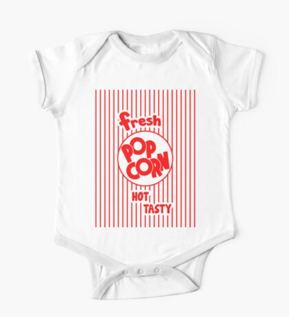 Popcorn Bag One Piece - Short Sleeve