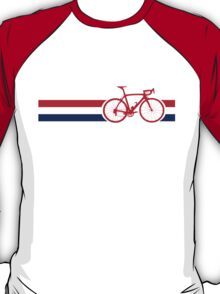 Bike Stripes British National Road Race T-Shirt