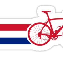 Bike Stripes British National Road Race Sticker