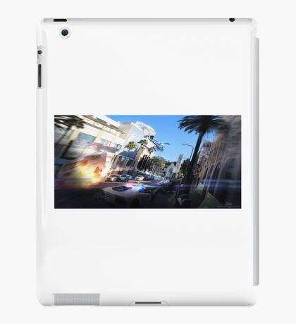 Cops VS Robbers iPad Case/Skin