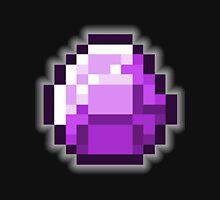 Minecraft Purple Diamond Unisex T-Shirt