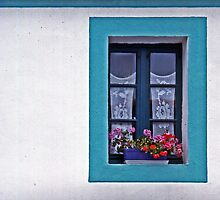 A Window in Brittany by cclaude