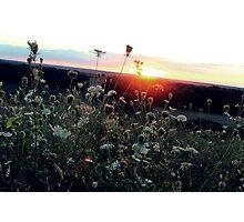 Cellophane Sky Photographic Print