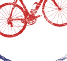 Mobil Bike Logo Sticker