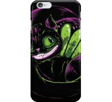 Cheshire Express iPhone Case/Skin