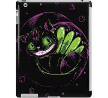 Cheshire Express iPad Case/Skin