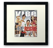 Rap Queens Framed Print