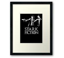Stark Fiction Framed Print
