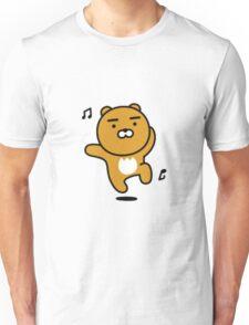 KakaoTalk Friends Hello! Ryan (카카오톡 라이언)  78 Unisex T-Shirt