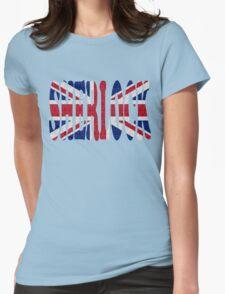 Sherlock Jack Womens Fitted T-Shirt