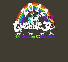 Gwobble 2012 3rd Time's So Charming Unisex T-Shirt