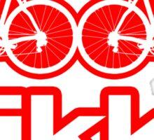 Bikka Sticker