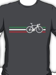 Bike Stripes Italian National Road Race v2 T-Shirt