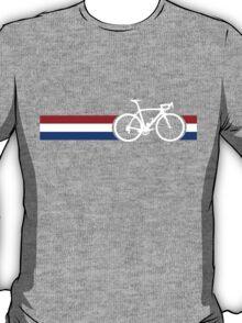 Bike Stripes Netherlands National Road Race T-Shirt