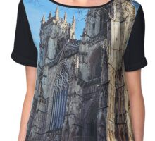 York Minster Chiffon Top