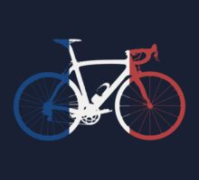 Bike Flag France (Big) by sher00