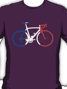Bike Flag France (Big) T-Shirt