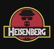 Jurassic Heisenberg by sher00