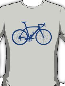 Bike Blue (Big) T-Shirt