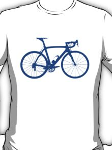 Bike Blue (Big) T-Shirt