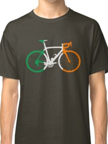 Bike Flag Ireland (Big) Classic T-Shirt