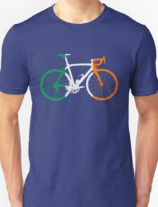 Bike Flag Ireland (Big) T-Shirt