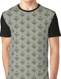 Willowy Tree Graphic T-Shirt