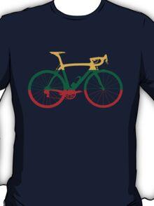Bike Flag Lithuania (Big) T-Shirt