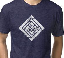 Pale Diamond Tri-blend T-Shirt
