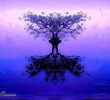 Tree of Reflection by DHParsons