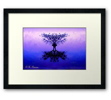 Tree of Reflection Framed Print