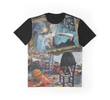 Two worlds collide Graphic T-Shirt