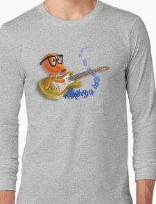 80z Allstars QBert Long Sleeve T-Shirt