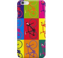 Bike Andy Warhol Pop Art iPhone Case/Skin