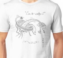 Mark C. Merchant original, hand drawn, doodle of the day Unisex T-Shirt