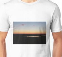 Sunset On The Horicon Marsh Part 2 Unisex T-Shirt