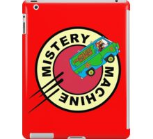 MISTERY MACHINE EXPRESS iPad Case/Skin