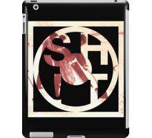 SH!T SQUARE (!CE SAW) iPad Case/Skin