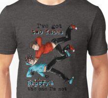I've Got Two Faces- Twenty One Pilots Unisex T-Shirt