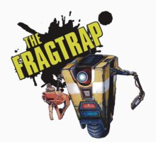 Borderlands Pre Sequel - Claptrap The Fragtrap by Phoenix Harris