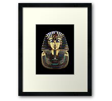 Tutankhamun - King Tut Framed Print