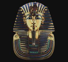 Tutankhamun - King Tut by hypetees