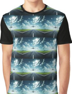 volando a casa Graphic T-Shirt