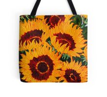 Sunflowers 2 Tote Bag