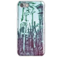 The Hill of Crosses iPhone Case/Skin