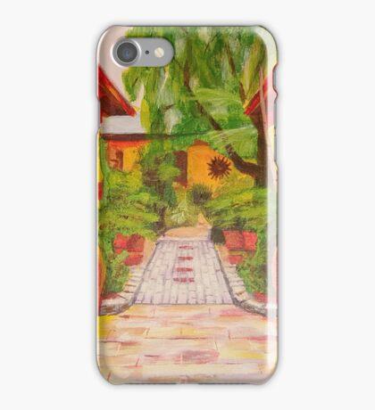 Camino Rojo iPhone Case/Skin