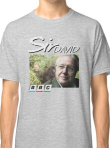 David Attenborough 90s Tee Classic T-Shirt