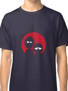 Rick and Morty Materialistic Classic T-Shirt